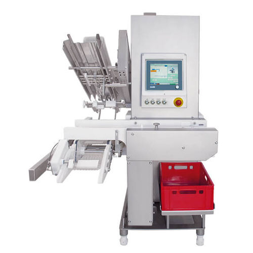 automatic packaging machine / meat