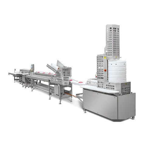 food production line / automatic