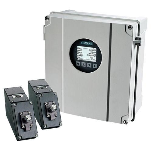 ultrasonic flow meter - Siemens Process Instrumentation