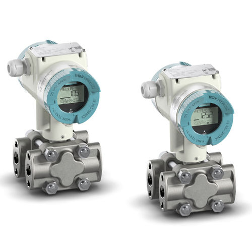 relative pressure transmitter / digital / remote / SIL