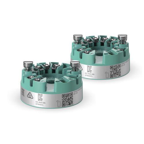 probe head-mounted temperature transmitter - Siemens Process Instrumentation