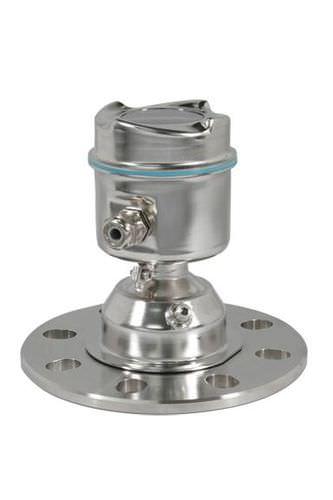 FMCW radar level transmitter / for solids / bulk solids / 2-wire