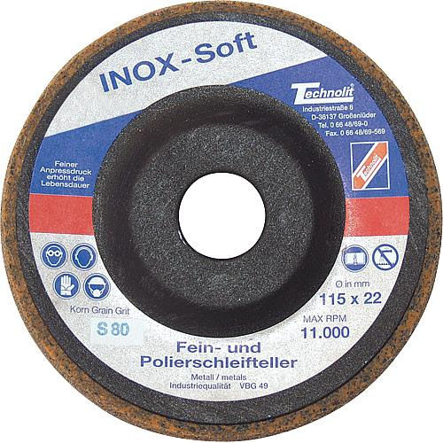 polishing wheel / deburring / cylindrical