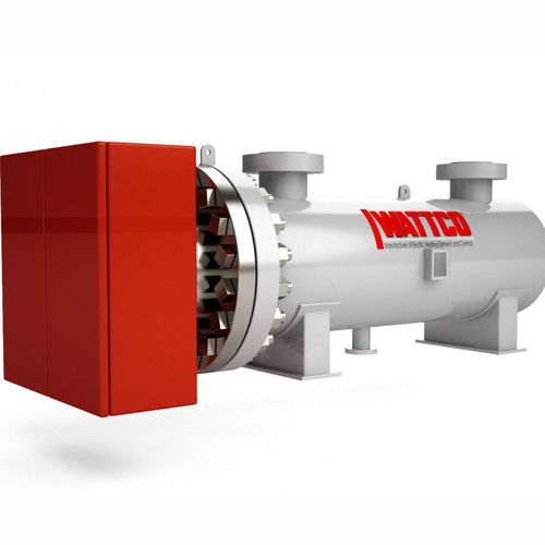 water heater / oil / for high-viscosity products / for gas