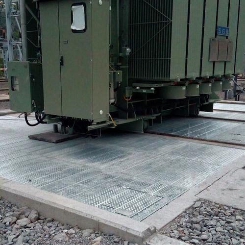 transformer pit fire extinguishing system - SANERGRID