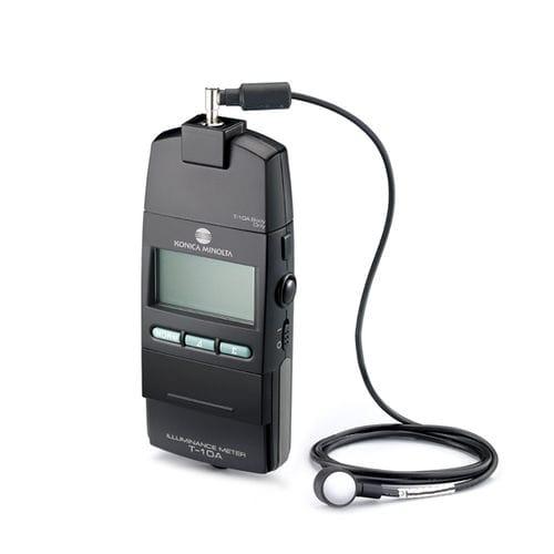 digital light meter / pocket / compact