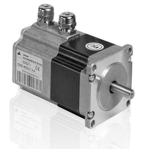 two-phase servomotor / DC / synchronous / high-torque