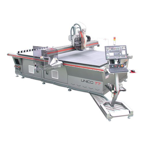 3-axis CNC milling machine / vertical / gantry / for aluminum