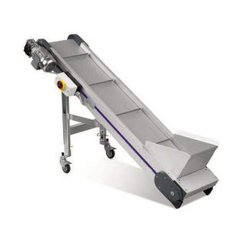hinged belt conveyor