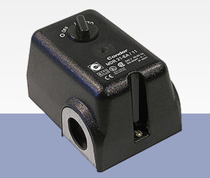 water pressure switch / for air / diaphragm