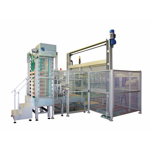 top-loading tray packer / automatic / for bottles
