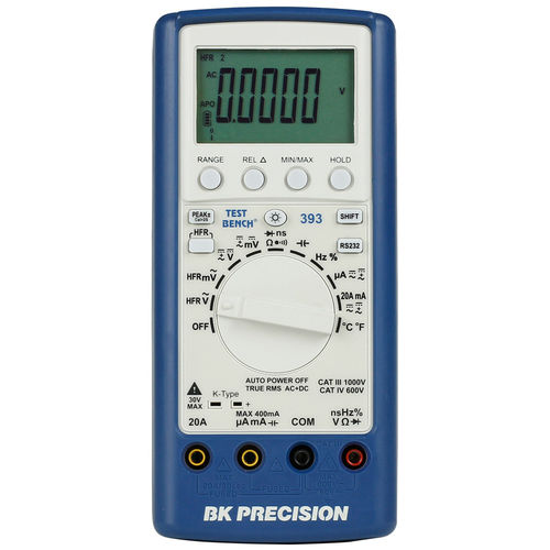 true RMS multimeter / digital / portable / 1000 V
