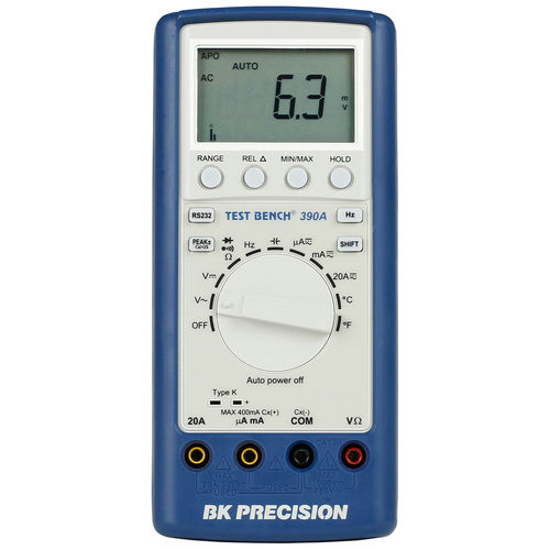 digital multimeter / portable / 1000 V / 20 A