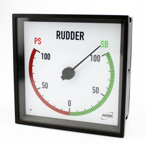 speed indicator / voltage / temperature / current