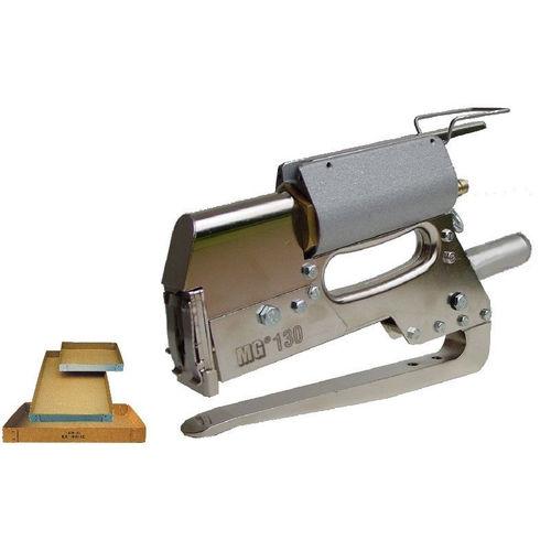 pneumatic stapling pliers