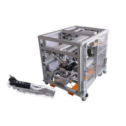 pneumatic stapling machine