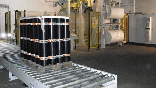building material conveyor system