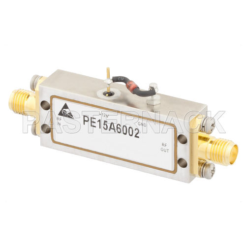 RF amplifier / microwave / limiting / rugged