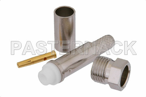 RF connector / radio-frequency / coaxial / jack