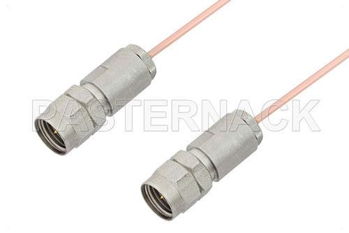 coaxial cable harness / SMA / flexible