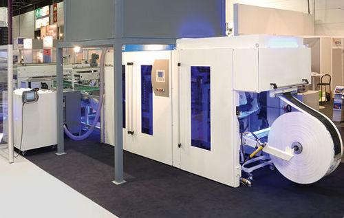 horizontal bagging machine / FFS / for bulk materials / automatic
