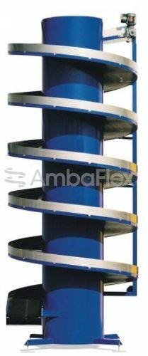 belt conveyor / case / bag / for containers