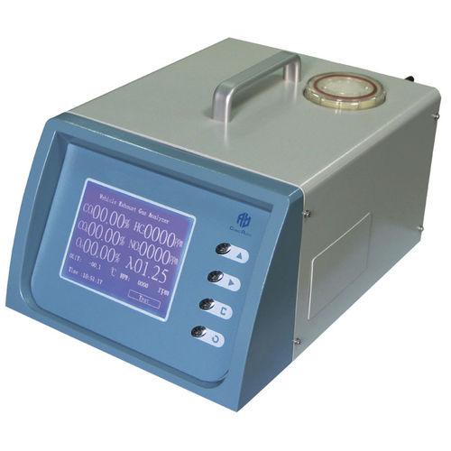 oxygen analyzer / carbon dioxide / carbon monoxide / nitrogen oxide