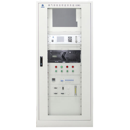 oxygen analyzer / carbon dioxide / flue gas / carbon monoxide