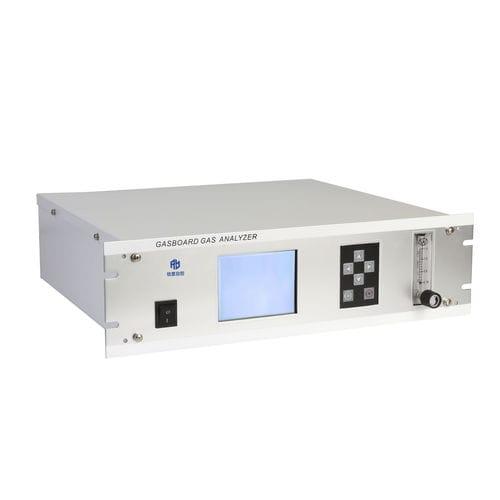oxygen analyzer / carbon dioxide / flue gas / carbon monoxide