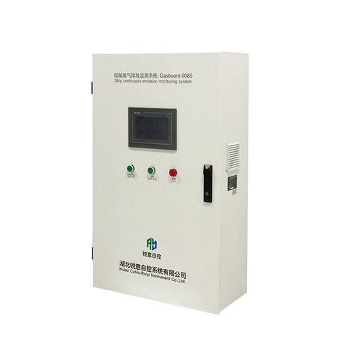 carbon dioxide analyzer / oxygen / flue gas / carbon monoxide