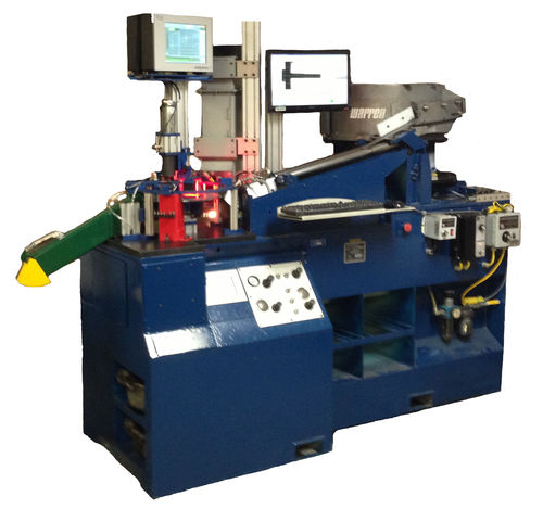 laser inspection system / eddy current / visual