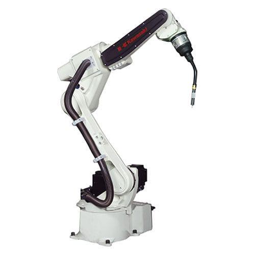 arc welding robot - Kawasaki Robotics GmbH