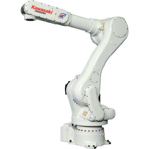 palletizing robot / articulated / 5-axis / high-speed