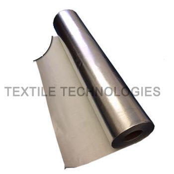adhesive foil / laminated / aluminum / fiber cloth