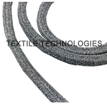 braided aramid yarn packing / high-temperature / for furnaces and ovens