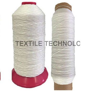 alumina-silica sewing thread / high-temperature