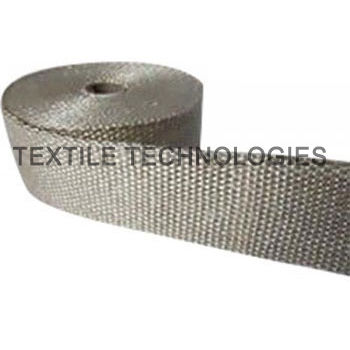 exhaust hose heat wrap / fiberglass