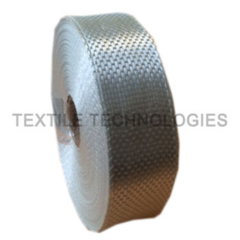 thermal insulation tape / fiberglass / high temperature-resistant / reinforced