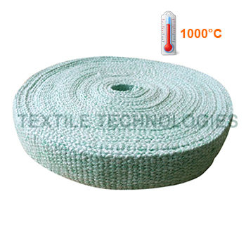 thermal insulation tape / high temperature-resistant / reinforced / webbing