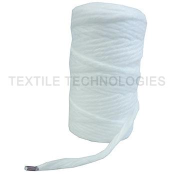 silica yarn / white