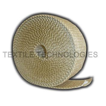 vermiculite-coated tape / webbing / E-glass