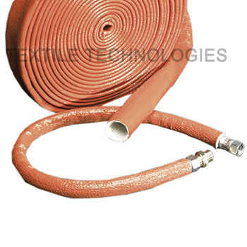 protection sleeve / braided / silicone / rubber