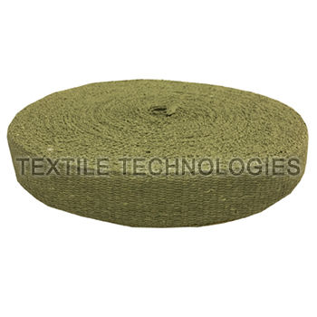 braided aramid packing / stainless steel