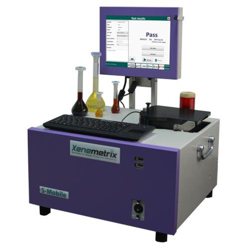 oil analyzer / metal / cement / elemental