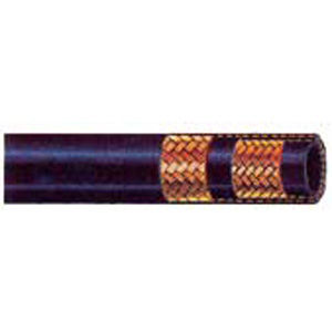 hot water hose / high-pressure / cleaning / synthetic rubber