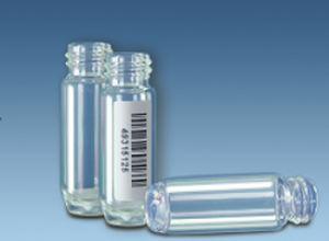 conical bottom vial