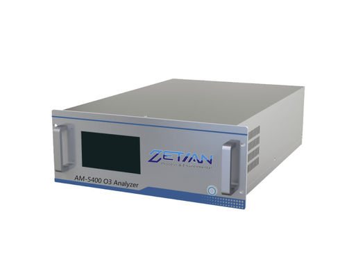 air analyzer / ozone / concentration / for integration