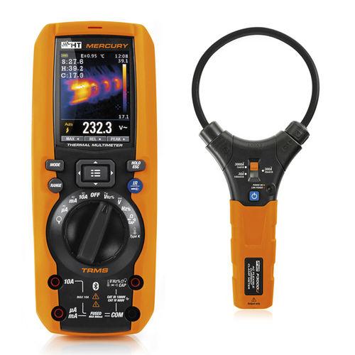digital multimeter / portable / 1000 V / 600 V