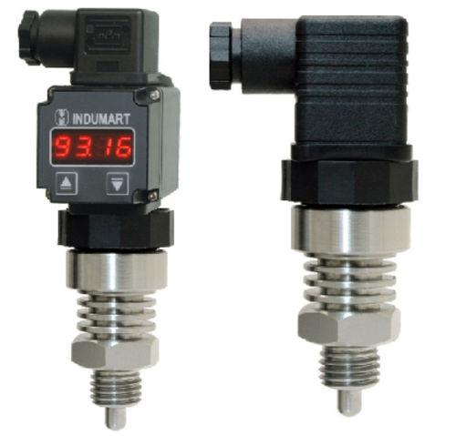 Pt100 temperature transmitter