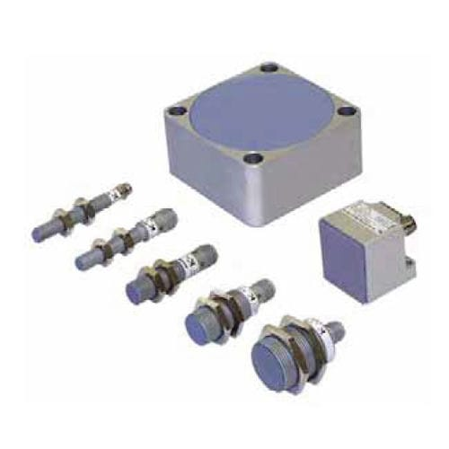 inductive proximity sensor / cylindrical / rectangular / metal